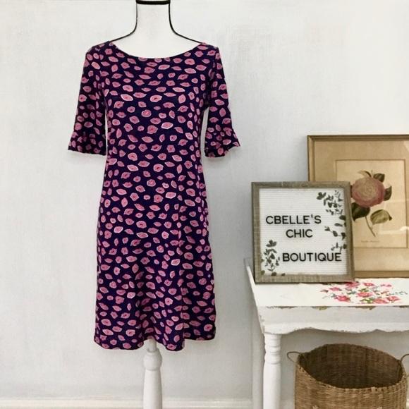 Lilly Pulitzer Dresses & Skirts - Lilly Pulitzer Kisses Somerset Cotton Dress Sz XS